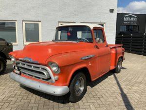 Chevrolet Pickup Oldtimer Taxatie