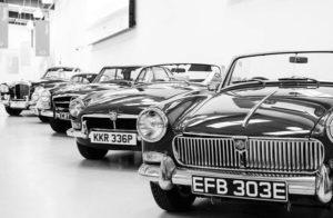 Oldtimer club - dagwaarde taxatie rapport van CarTax