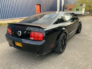 Mustang GT Laten Taxeren