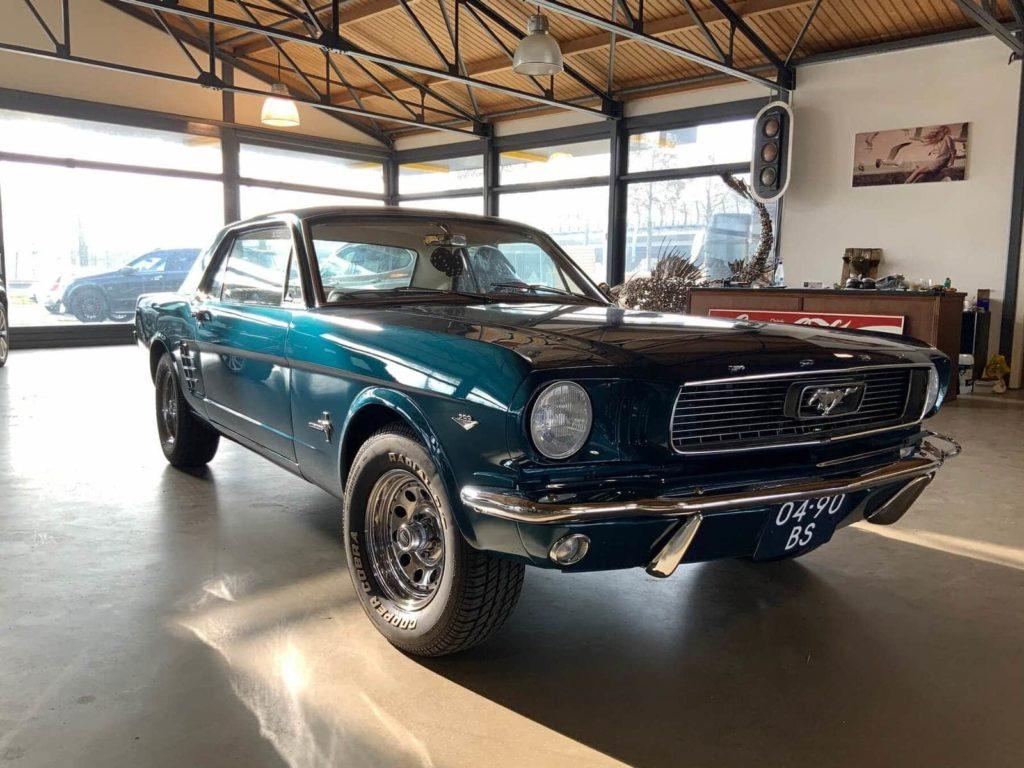 Mustang Taxatie Laten Doen