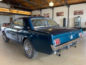 Mustang Taxeren Waardebepaling Mustang