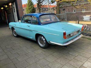 Oldtimer Taxatie Waarde Renault Caravelle