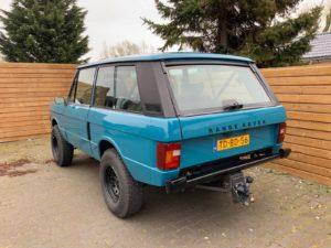 Range Rover Laten Taxeren Waarde Range Rover