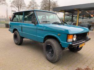 Range Rover Taxatie Waardebepaling