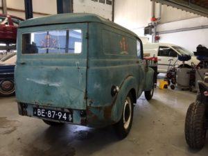 Renault AHG2 Oldtimer Taxatie - Dagwaarde