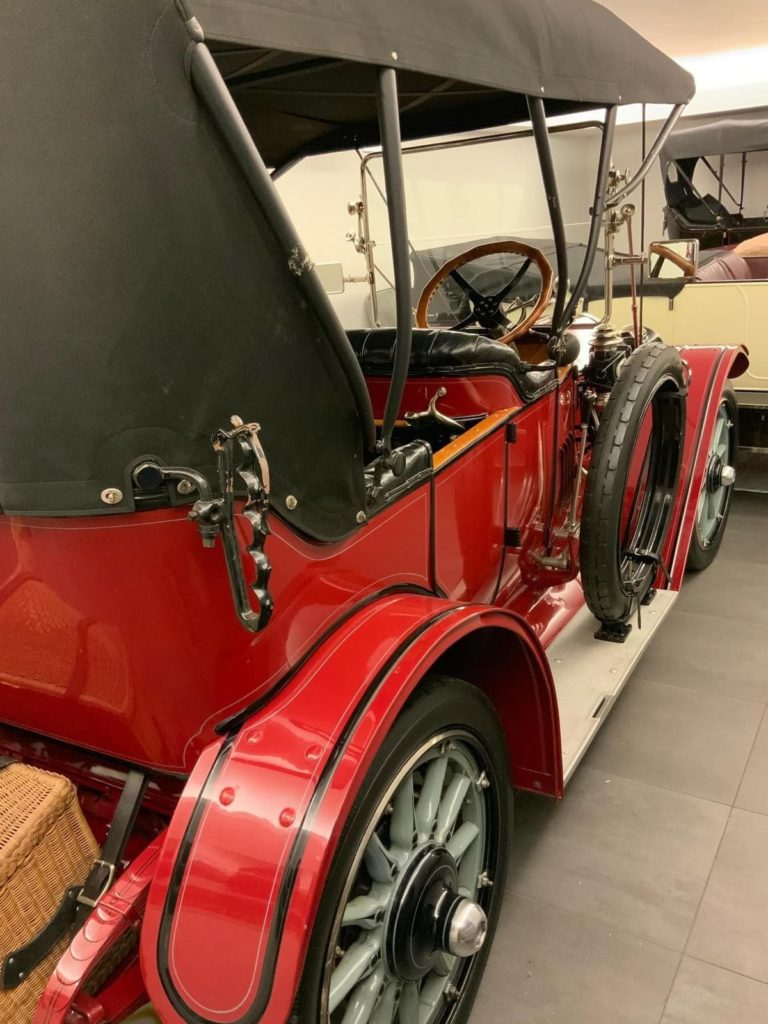 T Ford Taxatie Oldtimer Waardebepaling