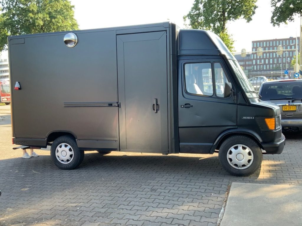 Taxatie Foodtruck Door CarTax