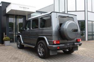 Taxatiewaarde Mercedes G Klasse AMG