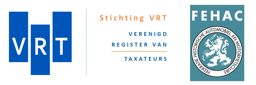 VRT En FEHAC CarTax Gecertificeerde Auto Taxateur