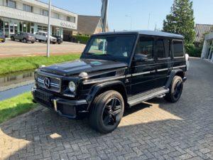 Waarde Mercedes Benz G Klasse Taxatie Mercedes