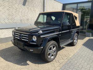 Dagwaarde Mercedes Benz G Klasse Taxatie Mercedes (3)