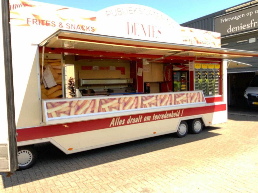 Waarde Verkoopwagen Marktwagen Of Foodtruck Taxatie Cartax
