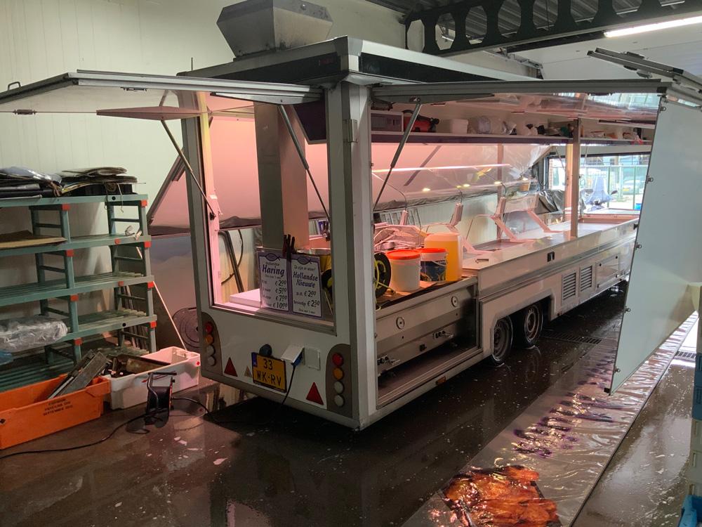 Taxatie markt verkoopwagen en foodtruck