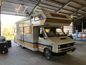 Camper taxatie - dagwaarde camper