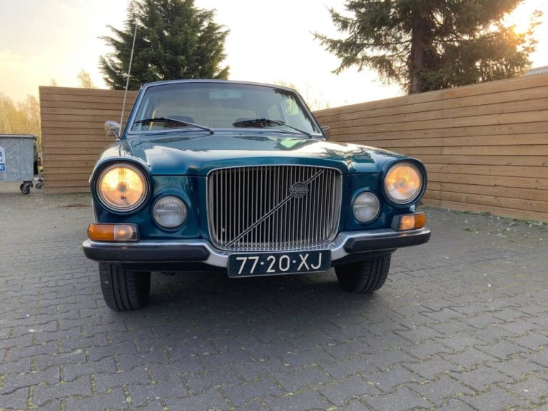 Volvo 194 Oldtimer Taxatie Rapport